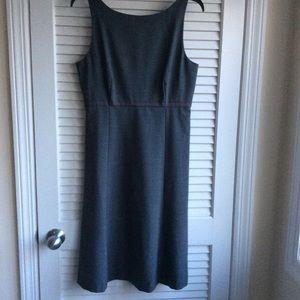 Gap ladies Gray sleeveless dress.